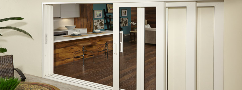 Winguard Vinyl Sliding Glass Door