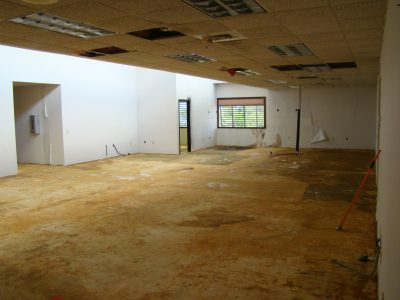 Keller Williams Interior Before Renovation