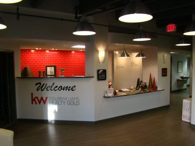 Keller Williams Interior After Renovation