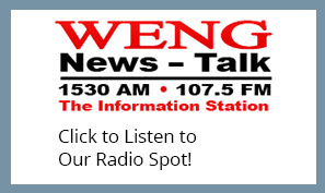 Weng Radio Ad - Click to listen to our radio spot