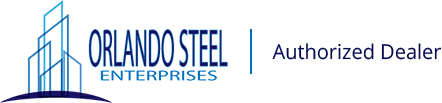 Orlando Steel Enterprises Authorized Dealer Logo